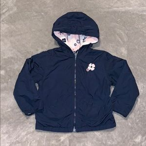 2 for $10 sale Reversible jacket size 3T